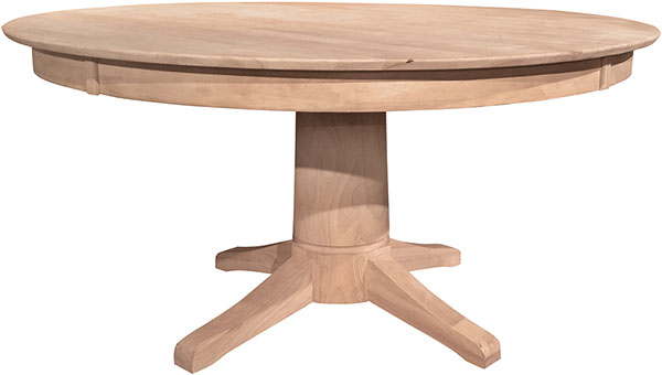 Parawood 60 Inch Round Table Top Bare, 60 Inch Round Table Top