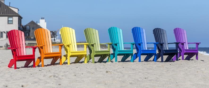 Outdoor Furniture, poly furniture, Recycled milk jug furniture, casual living, Brezesta